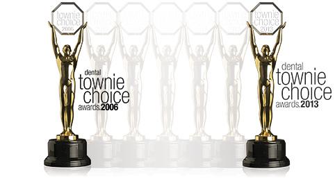 2006-2013 Townie Choice Awards